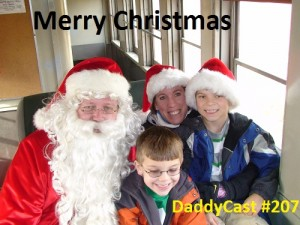 DaddyCast #207 – Holiday Housekeeping